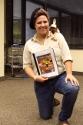 Editor Jenny, Winning Costume