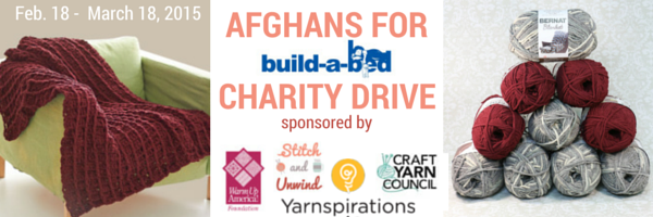 Afghans for Charity Drive