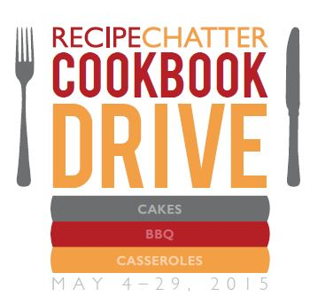 RecipeChatterCookbookDriveLogo