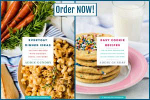 Order our cookbooks today!